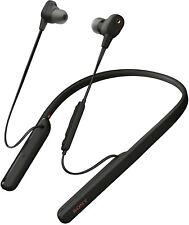 Sony WI-1000XM2 Wireless Noise Cancelling In-ear Neckband Stereo Headset - Black