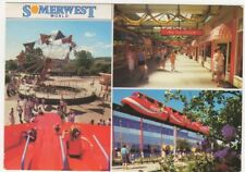 Butlins Somerwest World Minehead, BM0012, 1988 Postcard B857