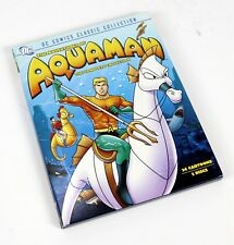 Very Good - The Adventures of Aquaman - The Collection (Dvd, 2007, 2-Disc Set)