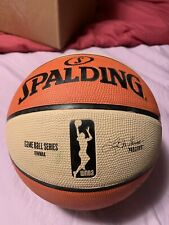 WNBA autographed Basketball. Connecticut Sun Players