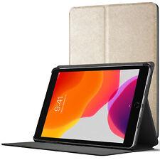 iPad 10.2 Case, Apple iPad 10.2 2019 Cover - Gold + Stylus & Screen Protector