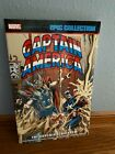 NEW%21+Captain+America+Epic+Collection+-+Vol.+17%3A+The+Superia+Stratagem+-+OOP+TPB