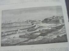 1876 Stich 3 / Russland Odessa