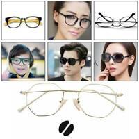 Anti-Rutsch-Silikon-Nasenpad Lift Raise Pad für Brillen Brillenzubehör E5M3