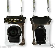 DiCAPac WP-610 Waterproof Housing Case Made for G12 EPL-2 NEX-5 Camera