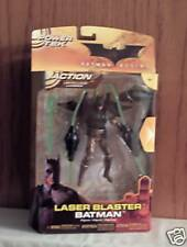 "Batman Begins ""Laser Blaster Batman Figure""  New"