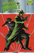 Green Hornet: Year One #2 Comic Book - Dynamite