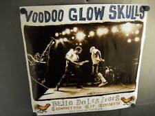 VOODOO GLOW SKULLS 2-sided PROMO POSTER Los Locos MINT