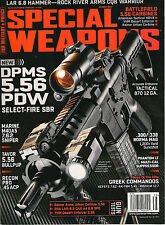 Gun Buyer's Annual #138 SPECIAL WEAPONS for Military & Police October 2013