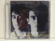 EL ULTIMO DE LA FILA - COMO LA CABEZA AL SOMBRERO -CD -NUEVO -PRECINTADO -SEALED