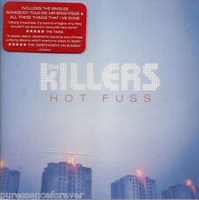 THE KILLERS - Hot Fuss (UK 11 Track CD Album)