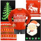 Choose Adult Ugly Tacky Christmas Sweater Funny 8-Bit Medical Holiday Sweatshirt