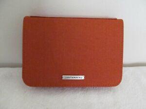 KLM Airline JANTAMINIAU F/C amenity kit bag designer case travel passport holder