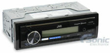 Jvc Kd-X37Mbs Single Din SiriusXm Bluetooth Marine Stereo In-Dash Car Receiver