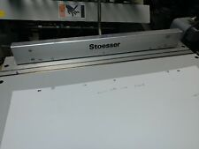 Stoesser Register Plate Punch System Polly Press Or Adast Press 1575 C To C
