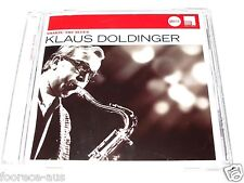 cd-album, Klaus Doldinger - Shakin The Blues, 13 Tracks, Australia