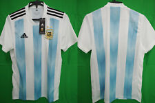 4828c212e 2018-2019 Argentina AFA Soccer Football Jersey Shirt Camiseta Home Adidas L  BNWT