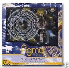 New Figma Magic Girl Lyrical Nanoha Fate Testarossa Pre -Painted
