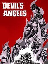 DEVILS ANGELS .. DVD Movie .. motorcycles biker