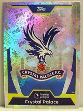 Match Attax 2017/18 Premier League - #091 Crystal Palace - Wappen
