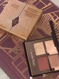 Charlotte Tilbury Fire Rose Luxury Eye Shadow Palette New Launch Brand New