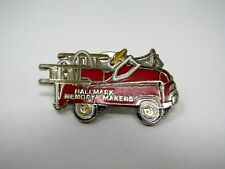 Vintage Collectible Pin: Fire Engine Excellent Design Hallmark Memory Makers