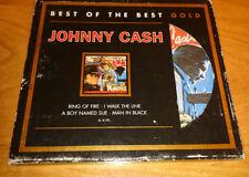 Johnny Cash - Greatest Hits -  Gold CD - like MFSL