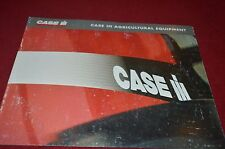 Case International 2004 Agricultural Equipment Buyer Guide Brochure YABE10 ver7