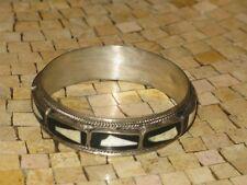 Berber jewelry-Moroccan bracelet-Berber bracelet-Bone bracelet-Inlaid Bone cuff