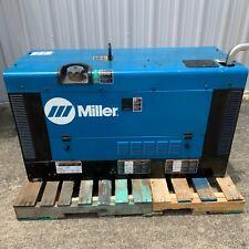2017 Miller Big Blue 400 Pro Kubota Diesel Welder Generator- 3500 Hours