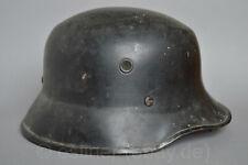 Original WKII EREL Fiberhelm / Paradehelm / wie Stahlhelm M35 M40 M42 Wehrmacht