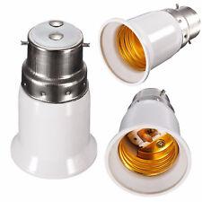 B22 to E27 Base Socket Adapter Converter Holder for Light Bulb Lamp LED