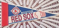 Vintage Boston Red Sox Mini Pennant MLB Felt 1993 Rare
