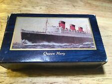 Hotel Queen Mary Bar of Soap in Box Bath Soap Guest Supply