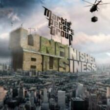 MARTIE GROUP PETERS: UNFINISHED BUSINESS :CD: