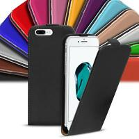 Flip Up Case Apple iPhone 7 8 PLUS Slim Cover Shockproof PU Leather Bag Shell