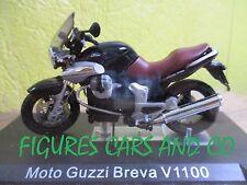 MOTO GUZZI  1/24  BREVA V1100 MOTORRAD MOTORCYCLE COLLECTION GM