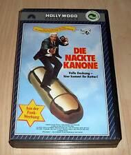 VHS - Die Nackte Kanone - Leslie Nielsen - Videokassette