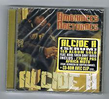 ALCIDE H - AMBIANCES NOCTURNES - CD 15 TITRES - 2005 - RAP FRANÇAIS - NEUF NEW