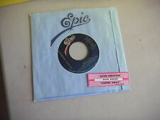 NIGHT RANGER sister christian / chippin away JUKEBOX STRIP  EPIC  45
