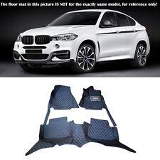 Car floor mats for BMW 3 5 7 Series F20 E90 F30 F10 F01 G11 X1 X3 X4 X5 X6 E70