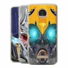 Robot Mobile Phone Fitted Cases/Skins for Motorola