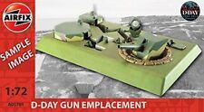 Airfix A05701 D-day Gun Emplacement In 1 72