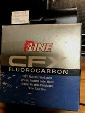 P-LINE CFX 2 LB  FLOUROCARBON 27.2 YDS  NEW IN PACK
