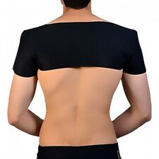 Shoulder Support Heat Wrap Pain Relief Tourmaline Self Heating Magnetic (Double)
