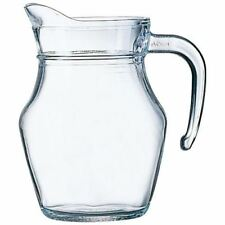 Luminarc Small Classic Glass Jug Water Milk Juice Table Serving 0.5L Party Wine
