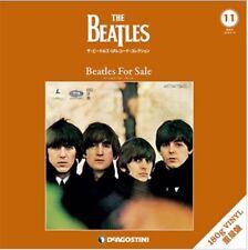 Beatles LP Record Collection FOR SALE 180g Vinyl Deagostini Japan Magazine