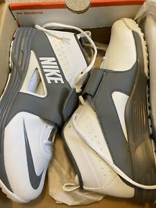 Nike Huarache Turf Shoe mid Lacrosse Football size 9