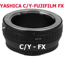 Yashica C/Y - Fujifilm Fx Adaptateur Objectivement C/Y Objectif à Fujifilm Fx