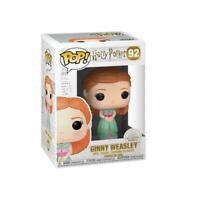 Funko POP! Harry Potter S8 - Ginny (Yule) Vinyl Figure 10cm